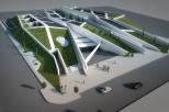 Centro de Formación en Energías Renovables / A-cero