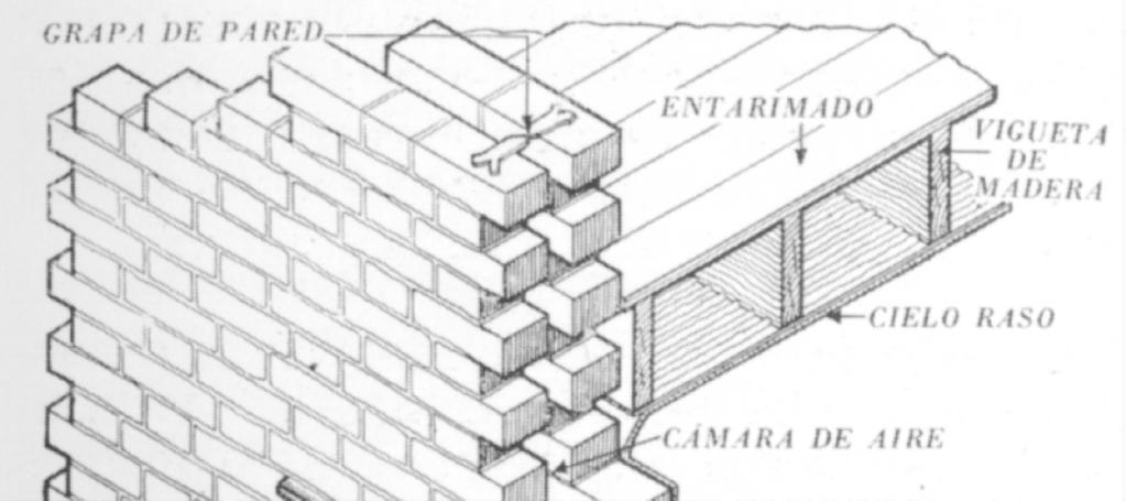 Warland cavity wall
