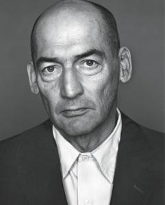 Portret door Dave Gray